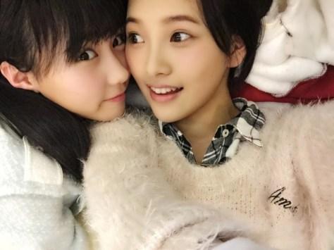 141205HKT48-AKB48兒玉遥(はるっぴ)-1田中美久