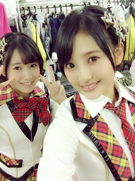 141125HKT48-AKB48兒玉遥(はるっぴ)-2朝長美桜