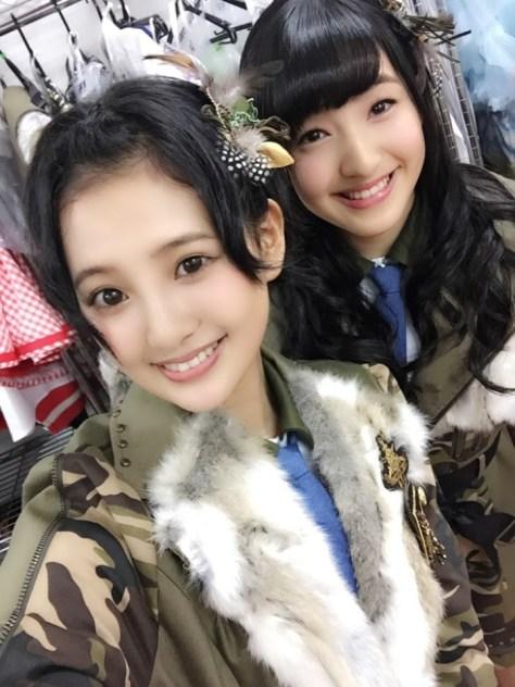 1411115HKT48-AKB48兒玉遥(はるっぴ)田島芽瑠