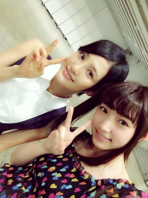 140810NMB48太田夢莉-兒玉遥(はるっぴ)
