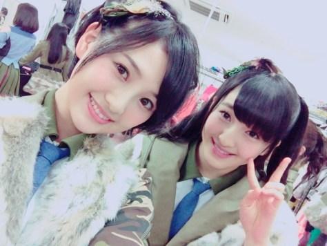 150211HKT48-AKB48兒玉遥(はるっぴ)田島芽瑠