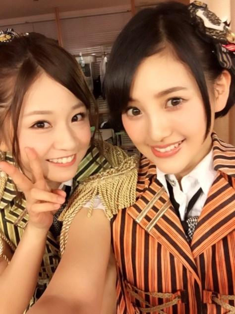 150225HKT48-AKB48兒玉遥(はるっぴ)-2島田晴香