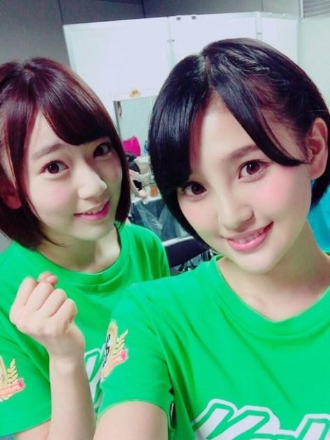 150330HKT48-AKB48兒玉遥(はるっぴ)-2 宮脇咲良