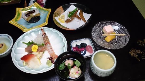 海陽閣夕食2