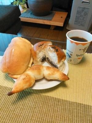 岡山市のパン屋さん身体に良さそうです