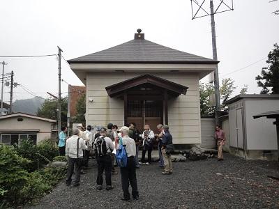 観応学舎跡地