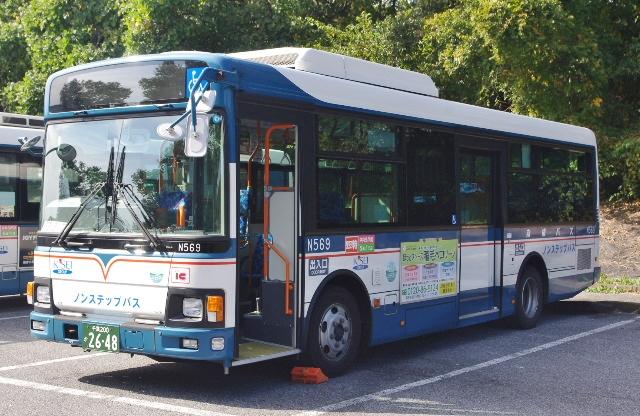 ちばグリーンバスの所屬車両 京成バス