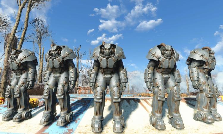 Fallout4 X 01 Beacon Grenades Fallout 4 MOD