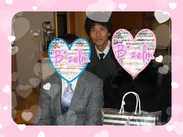 58歳女性♥61歳男性ご成婚のご挨拶にきてくださいました。