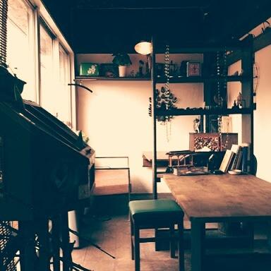 新宿の隠れ家的カフェでランチ♪