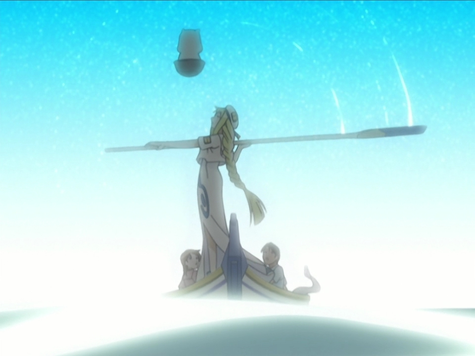 Image result for aria the animation 1 話