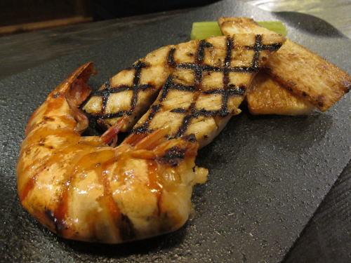 カジキ西京焼き