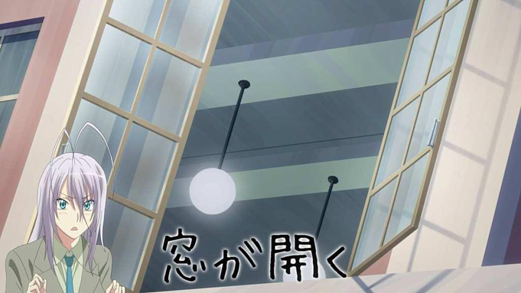 ハイスクールD×D BorN 特典映像Vol.6 「実録!ロスヴァイセ先生」 (8)