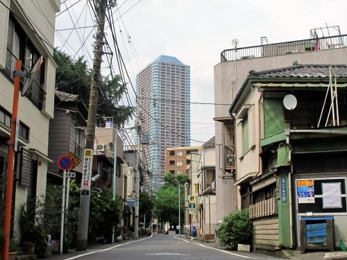下町の風景