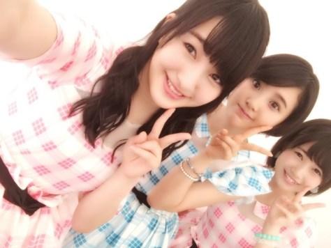 160526HKT48田島芽瑠HKT48-AKB48兒玉遥(はるっぴ) 朝長美桜