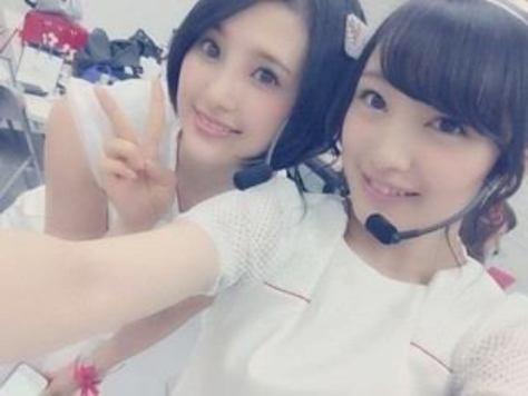 AKB48HKT48兒玉遥向井地美音3