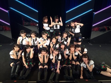 160503HKT48穴井千尋チームHシアターの女神公演初日