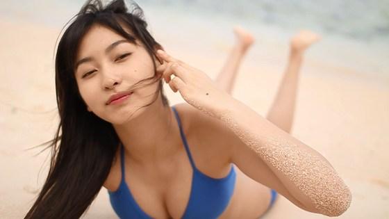 植村あかり 写真集メイキング動画の水着姿キャプ 画像30枚 1