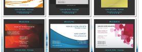 Univers Design, modèles et exemples de flyers
