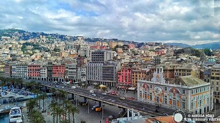 Génova | Información y turismo de la ciudad y puerto | Italia