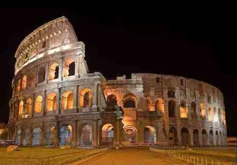 El Coliseo de Roma sufre el mal de la piedra - Guía Blog Italia