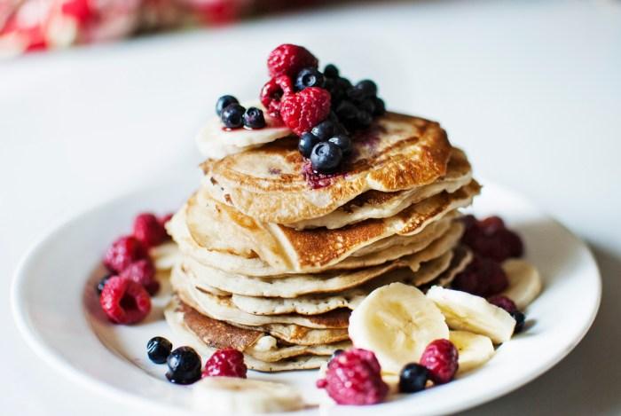 vivre sainement, petit-déjeuner équilibré