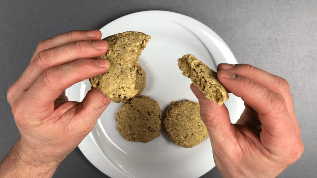 cookies à IG bas