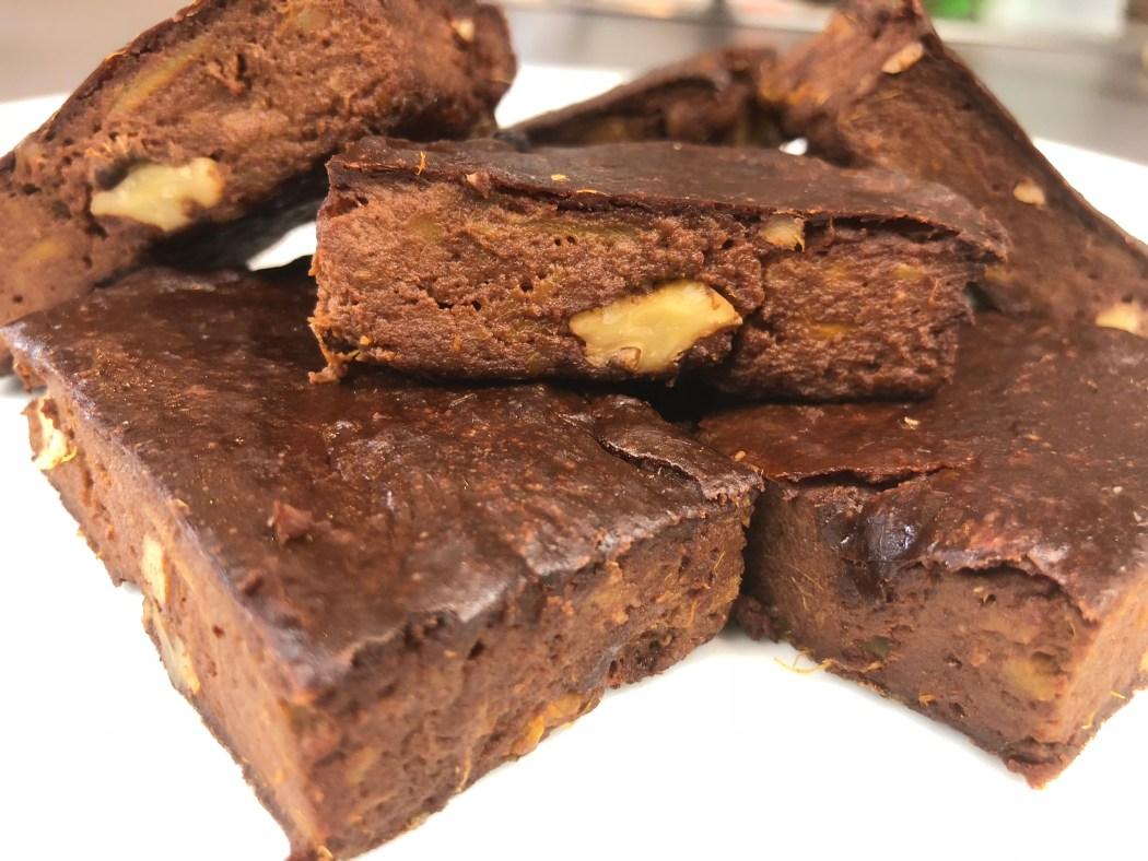 Brownies aux noix