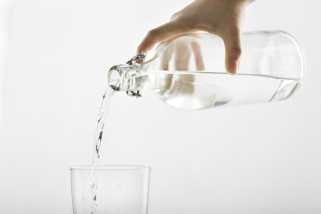 détoxifier son corps en buvant de l'eau