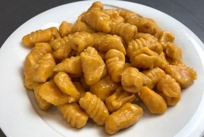 Gnocchis à la patate douce