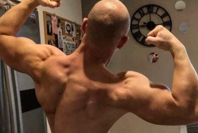 musculation épaules, obtenir du galbe