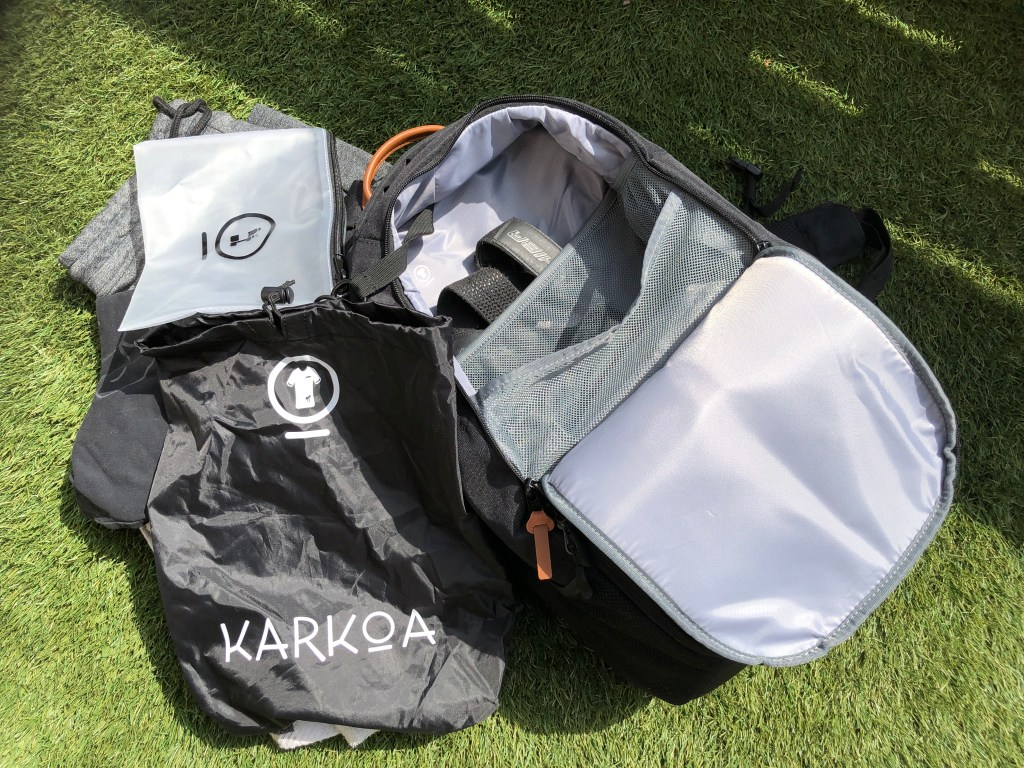 sac KARKOA partie sac de sport