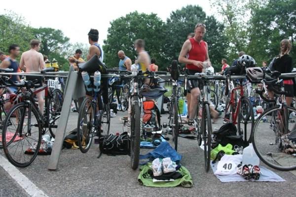 un VTT pour commencer le triathlon