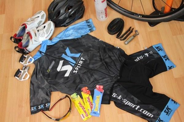 le matériel de triathlon 2