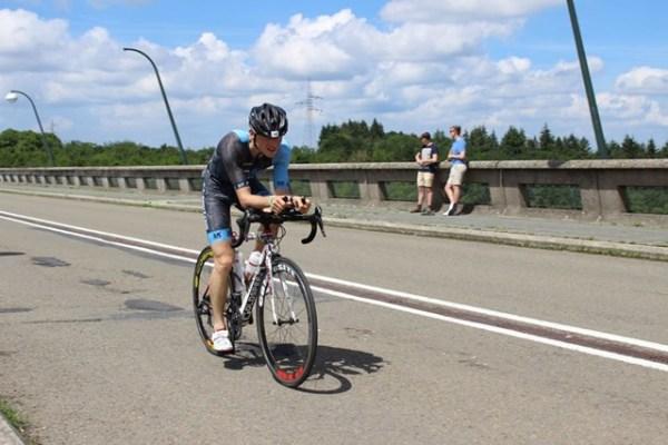 Triathlon des Lacs de l'Eau d'Heure 8