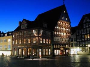 Beleuchtung Marktplatz Hildesheim (6)