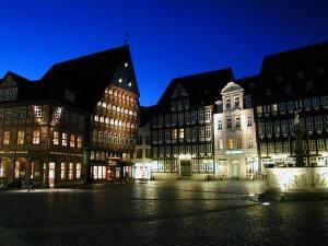 Beleuchtung Marktplatz Hildesheim (7)