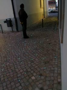 Lichtleitfaser Hochzeitsgasse (2)