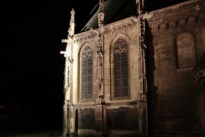 Beleuchtungsprobe St. Marien Freyburg (4)