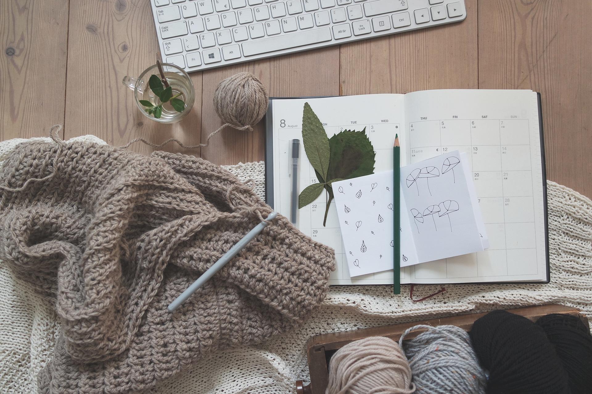 7 Strickideen Für Ein Kuscheliges Zuhause Blog Magnet