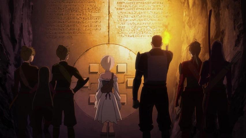 Kaizoku Oujo Episode 5 | AngryAnimeBitches Anime Blog