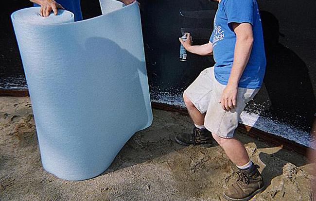 Pool Installation Benefits When Using Wall Foam