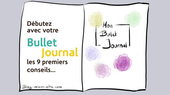 Bullet Journal - Comment débuter ?