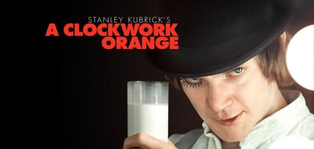 A Clockwork Orange Otomatik portakal