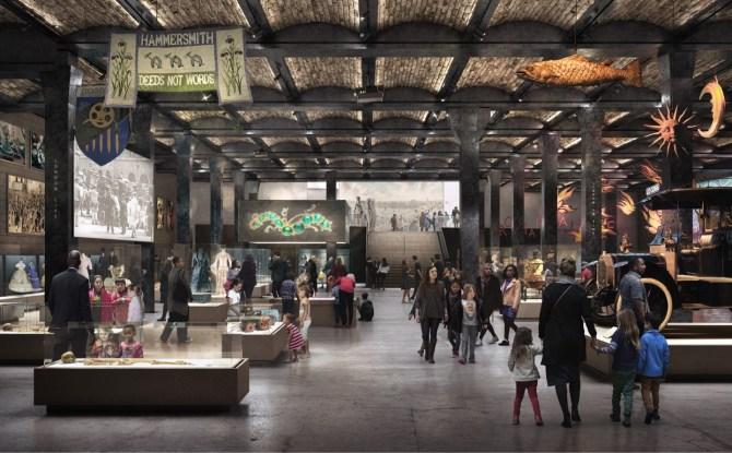 londra'da hangi müzelere gidilir londra müzesi