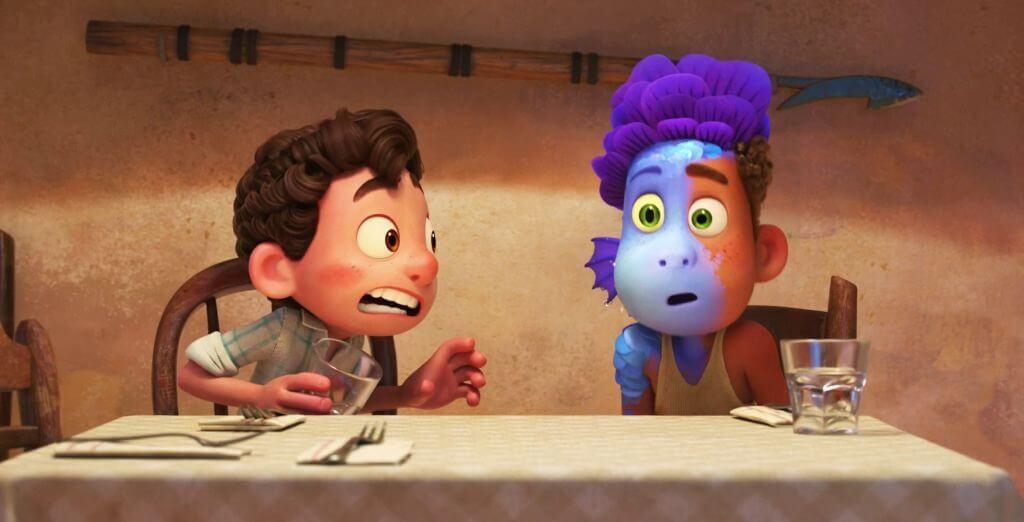 Luca Film Konusu ve Yorumu – Pixar Animation Studios