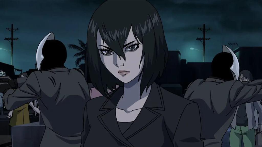 Trese İki Dünya Arasında Anime Dizisi Konu ve Yorumu Netflix Orijinal İçeriği