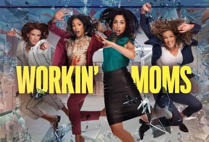 Workin' Moms Dizi Konusu ve Yorumu Komedi Dizileri