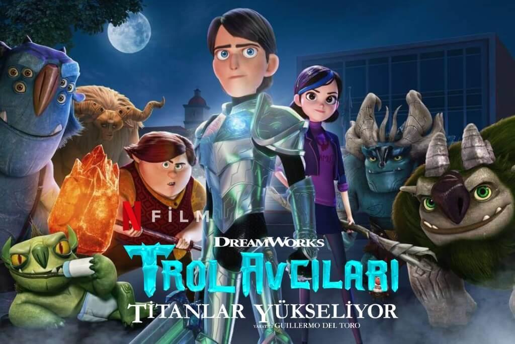 Trol Avcıları Titanlar Yükseliyor Film Konusu ve Yorumu – Netflix