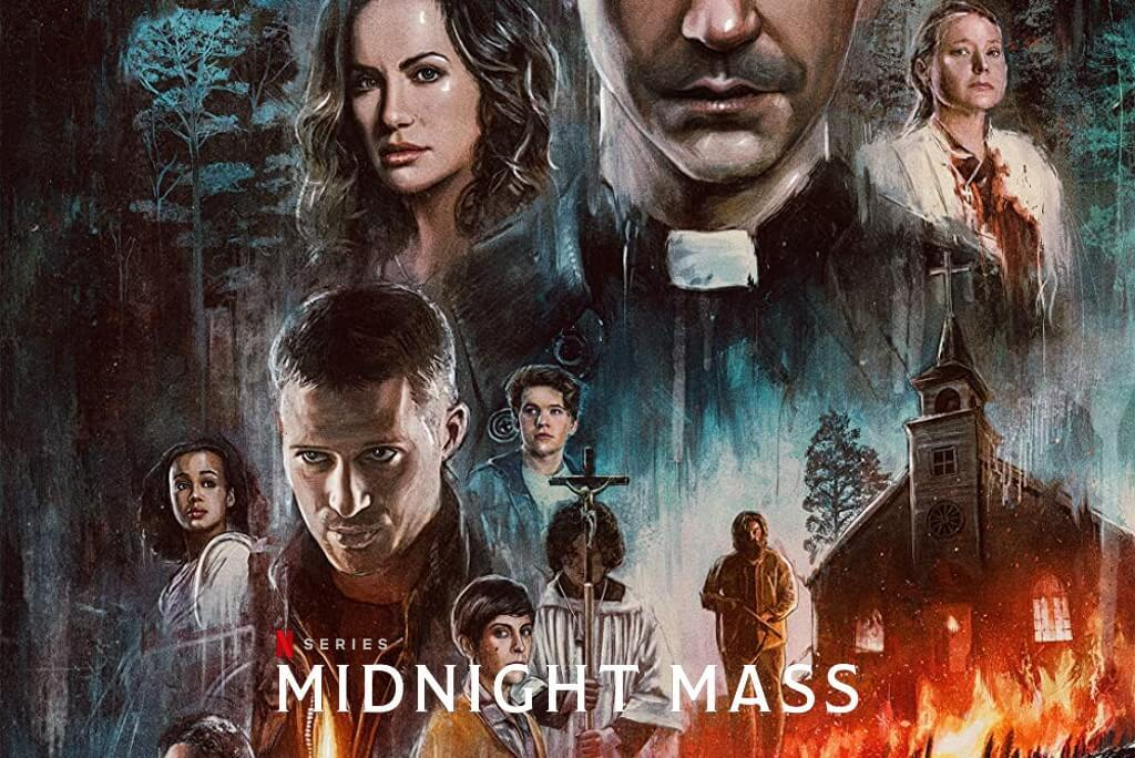 Gece Yarısı Ayini Dizi Konusu ve Yorumu – Netflix